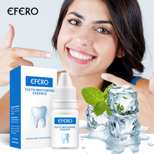 EFERO Teeth Whitening Water Oral Hygiene Cleaning Care Tools Tooth Clareamento Dental Odontologia