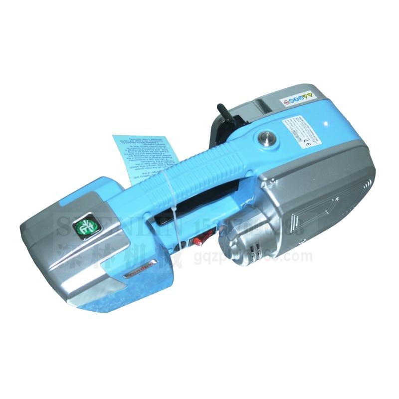 Baterijų rišimo įrankiai, rankiniai PP PET surišimo mašina, - Įrankių komplektai - Nuotrauka 4