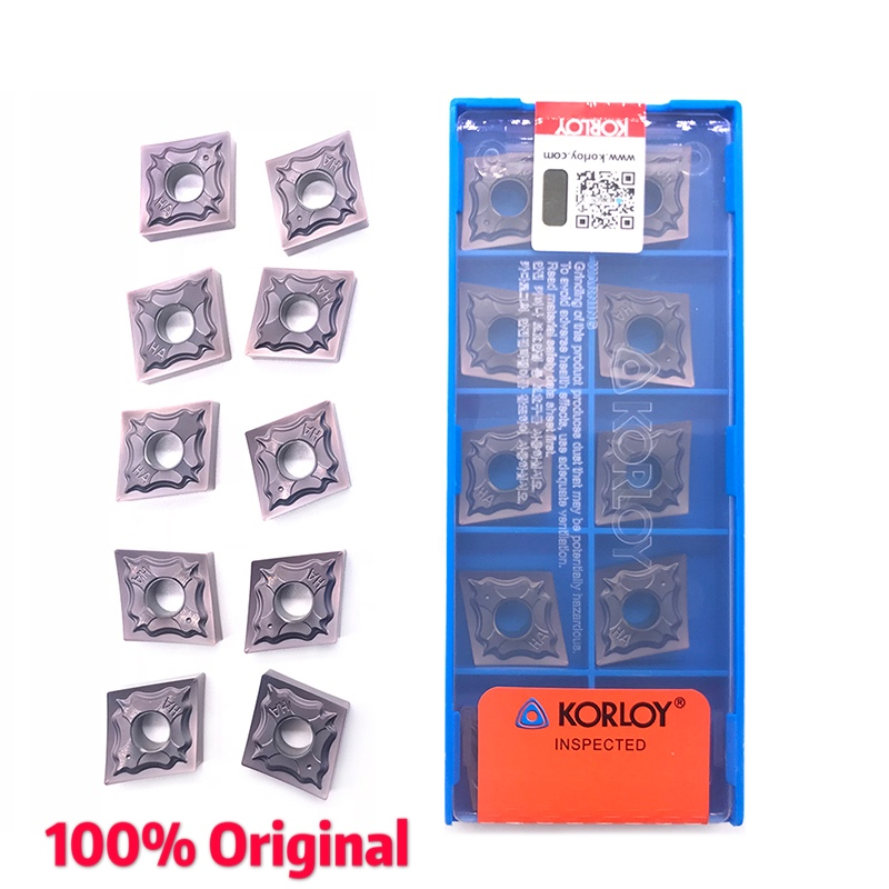 Inserts 100% Original High Quality CNMG120404 CNMG120408 HA PC9030 External Turning Tool Carbide Insert For Stainless Steel