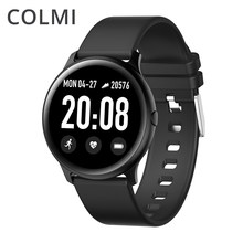 COLMI Smart Watch CKW19 Blood Pressure Heart Rate Monitor IP67 Waterproof Sport Fitness Tracker Watch Men Women Smartwatch(China)