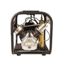 Воздушный компрессор TUXING 4500Psi Pcp, Двухцилиндровый компрессор высокого давления с двойным фильтром для баллона, газовой винтовки