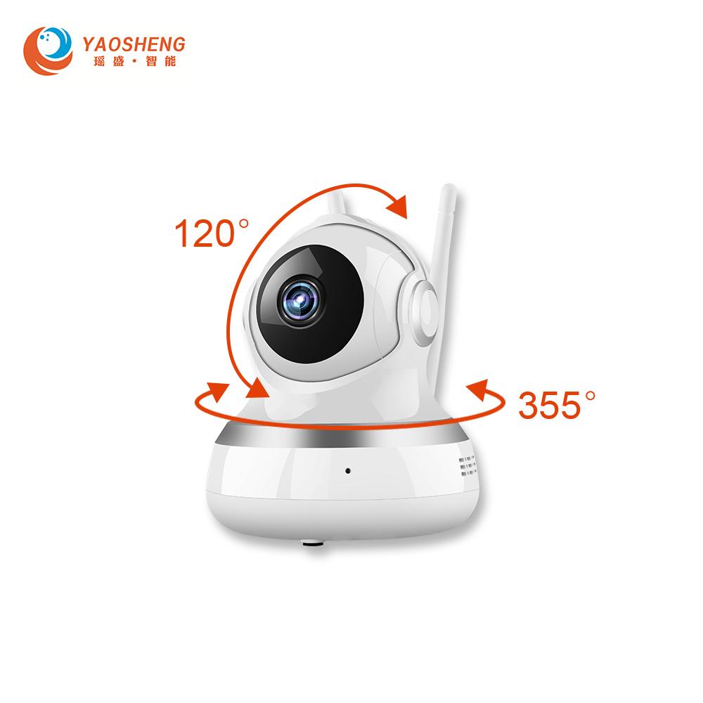 Free Ship 720P 1080P HD Indoor IP Camera Wireless WIFI Smart Camera Two Way Audio Home Security Surveillance Camera Baby Monitor