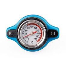 Автомобильный мотоцикл Стиль D1 спецификации термо радиатор крышка бака датчик температуры воды с утилитой безопасной 0,9 бар/1,1 бар/1,3 бар