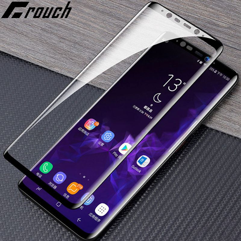 20D Curved Tempered <font><b>Glass</b></font> On The For <font><b>Samsung</b></font> <font><b>Galaxy</b></font> A50 A40 A70 A30 A10 A8 A7 A20 <font><b>M</b></font> <font><b>20</b></font> 30 Screen Protector Protective <font><b>Glass</b></font> Film image