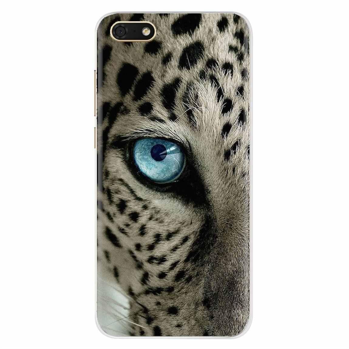 Einzelhandel Silikon Telefon Fall Obst Welle Katze Lion Leopard Tiger Für ZTE Klinge A520 A512 A452 A602 A5 2019 V6 v7 V8 V9 V10 Lite Viat