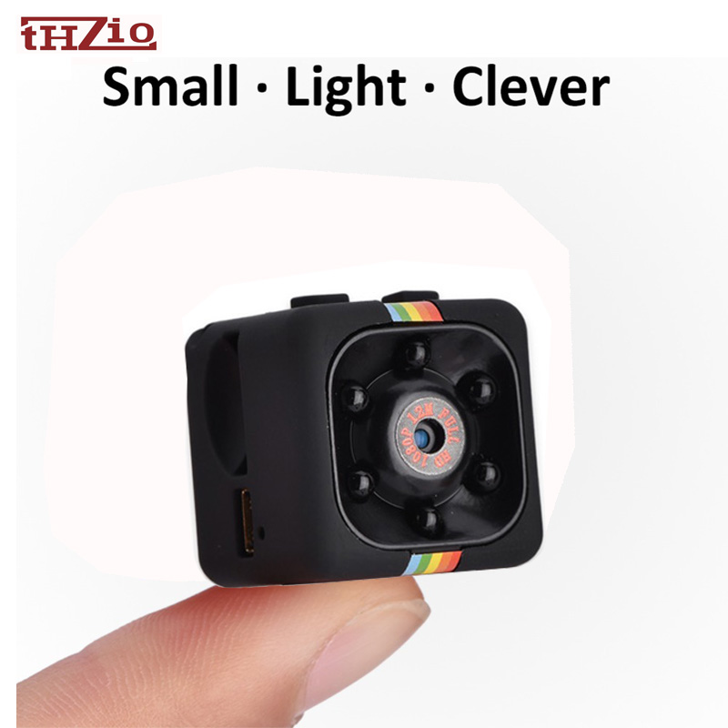 SQ11 <font><b>Mini</b></font> <font><b>Camera</b></font> 1080P Mirco <font><b>Camera</b></font> Sports DV <font><b>Mini</b></font> Infrared Night Vision Monitor Concealed small <font><b>camera</b></font> DV Video Recorder SQ cam image