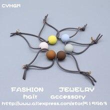 CYHGM girls haar accessories para el cabello for women elastique cheveux femme hair scrunchies kids elastic bands c030