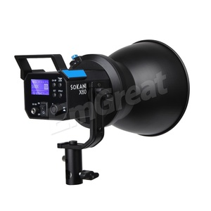 Image 3 - Sokani X60 V2 Led Video Licht 80W 5600K Versie 2 Daglicht CRI96 Tlci 95 + 5 Pre Geprogrammeerd Verlichting Effect Bowens Mount