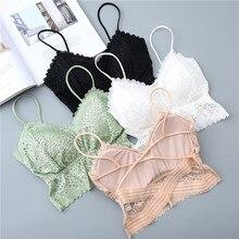 Back-Bra Line Underwear Women Bralette Sexy Lace Without CHRLEISURE Beautiful