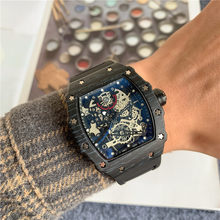 Richard Ladies Watch Top Brand Luxury Watch Men's Quartz Automatic Date Watch DZ Male Clock