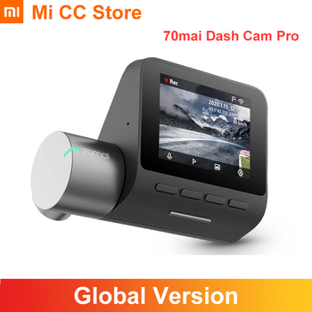 70mai Dash Cam Pro 1944P ADAS Voice Control Parking Monitor Night Vision Wifi 70 Mai Car DVR 140 degree FOV Drive Recorder