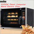 XEOLEO конвекционная печь электрическая печь для выпечки хлебопекарная печь оборудование с цифровым таймером функция распыления верхняя наг...