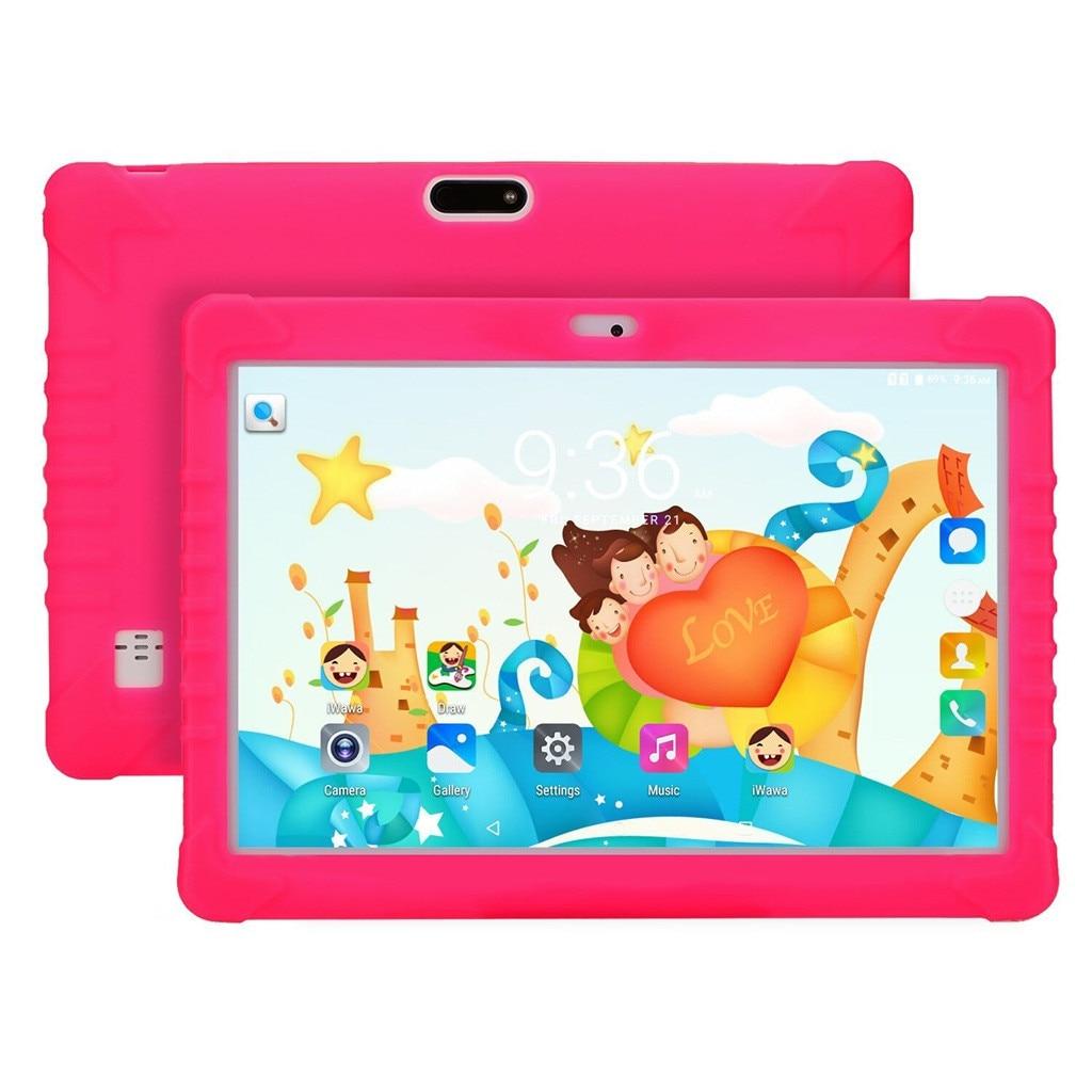 Tablette pour enfants Android 6.0 16GB IPS 10.1 pouces Bluetooth WIFI Bundle Case achat de haute qualité - 2