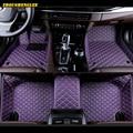 Zhoushenglee пользовательские автомобильные коврики для Citroen DS DS3 DS4 DS5 DS6 DS7 DS4S DS5LS для Dodge Journey автомобильные коврики