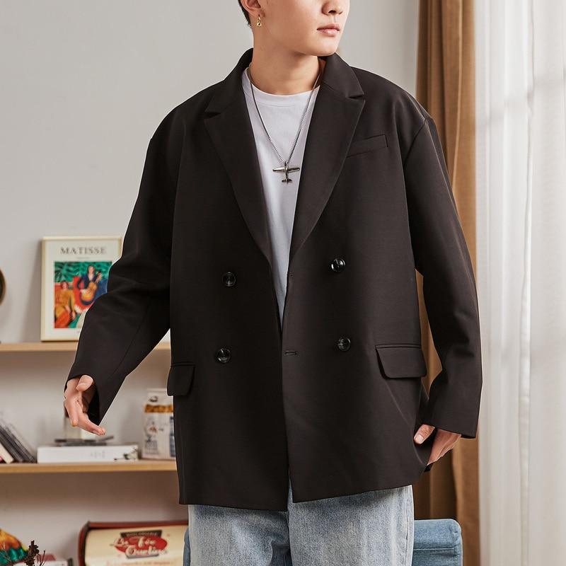 The New Age Season 2020 Male Han Edition Loose Loose Joker Blazer Tide Handsome Handsome
