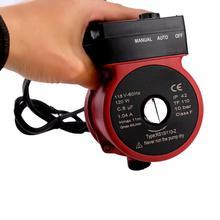 "SHYLIYU 115V/230V Hot Water Shower Booster Pump 120W Small Pressure Pump 11m Shield circulating Water Pump ¾"" Portable Heat Pump цена и фото"
