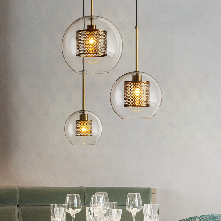 Japan Luminaire Suspendu Lustre Pendente Glass   Living Room  Bedroom  Pendant Lights