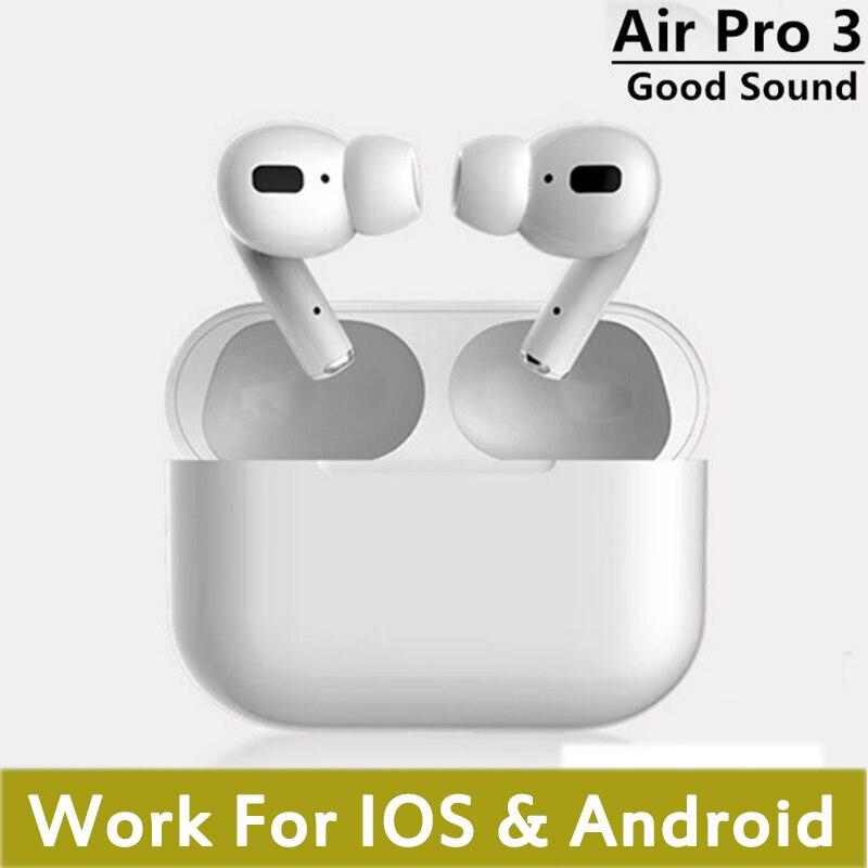 Airpodding Pro 3 Bluetooth наушники TWS беспроводные наушники HiFi музыкальные наушники спортивные Игровые наушники для IOS Android Phone