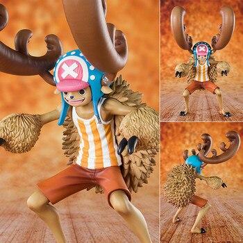 Figura de Chopper después time skip One Piece(17cm) Figuras de One Piece Merchandising de One Piece
