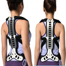 Back Support Spinal Orthosis Fixation Thoracic Spine Kyphosis Correction Child Humpback Shoulder Brace ankylosing spondylitis все цены