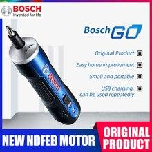 Bosch Go 6 โหมดปรับแรงบิดไขควงชุดเครื่องมือ 3.6V สมาร์ทไร้สายไขควง MINI เครื่องมือ