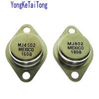 1 Uds MJ4502 MJ802 triodo MJ4502G MJ802G TO3|Circuitos integrados|Componentes y suministros electrónicos -