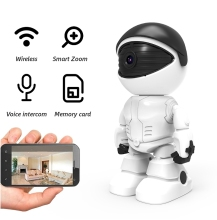 Wireless 1080P Home Security IP Camera Cloud Robot Intelligent Auto Human Tracking Camera WiFi CCTV Camera Surveillance Camera