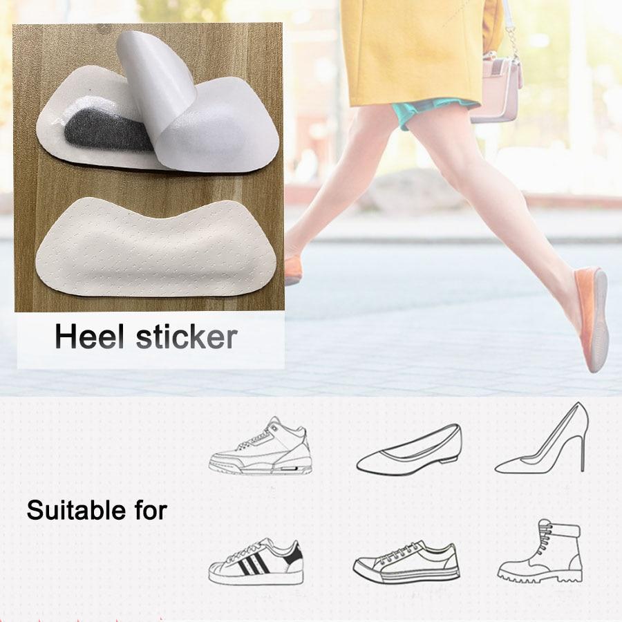 3 pairs heel sticker