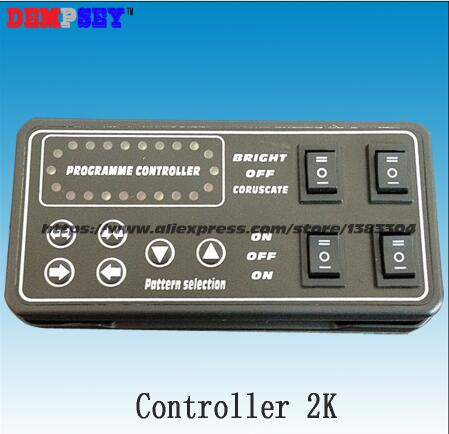 2k Controller For Light Bar,free Shipping!