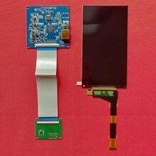 5,5 дюймов 1440p hdmi экран дисплей 1440*2560 с hdmi к mipi для DIY SLA 3d принтер raspberry pi 3 pi 4b LS055R1SX03