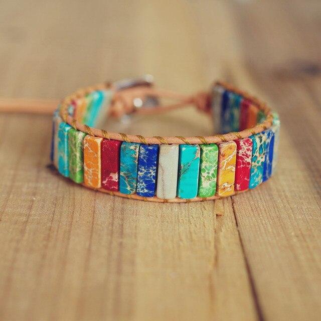 Natural Stone Handmade Bracelet 4