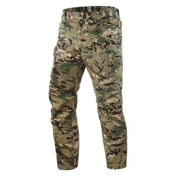 Outdoor Winter Men ciepłe spodnie do wędrówek pieszych kamuflaż taktyczne armii walki CS spodnie Multicolor polowanie wędkarstwo szkolenia spodnie myśliwskie tanie i dobre opinie ESDY Zipper fly Pościel Pasuje prawda na wymiar weź swój normalny rozmiar Conduit wfkz