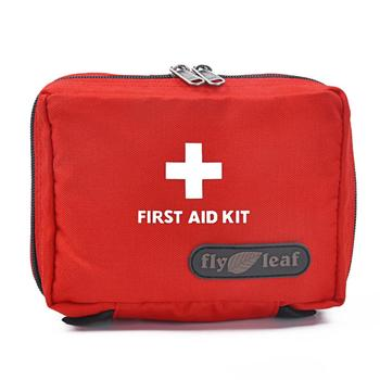 First Aid Bag Emergency Kit Empty Large Survival Medical Bag Charter Car Family Swimming Outdoor Medical Kits Travel Accessories survival red waterproof 2l first aid bag emergency kits empty travel dry bag rafting camping kayaking portable medical bag