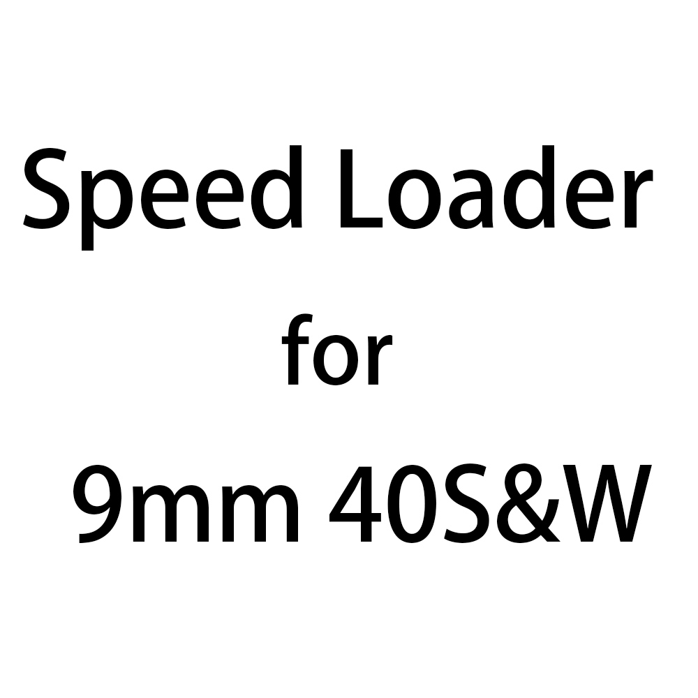 Magorui Universal Speed Loader Magazine Loader For 9mm 40S&W Magazines Polymer Black Finish