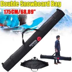 Sport Monoboard Skiën Snowboard Tas Krasbestendig Beschermhoes Winter Outdoor Snowboard Tas Voor Dubbele Snowboard Sets