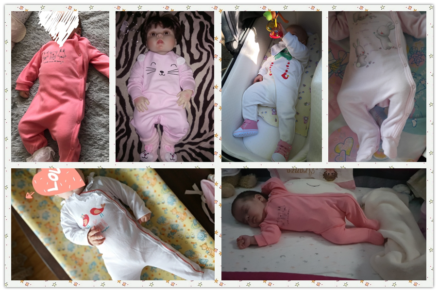 Kavkas Roupa デ Bebes Infantil Menina フルスリーブ新生児少年ロンパースセット 2pc 3pc 5 個幼児女の子服セット