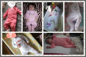 Image 5 - Kavkaz Roupa De Bebes Infantil Menina แขนยาวทารกแรกเกิดเด็กทารก Rompers ชุด 2 PC 3 PC 5pcs ทารกสาวเสื้อผ้าชุด