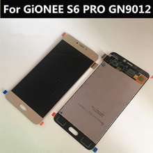 LCD Display Touch Screen Digitizer Assembly For GiONEE S6 PRO GN9012 GN9012L LCD Display Replacement Accessories display for oukitel power 5 power5 lcd display touch screen digitizer assembly replacement accessories