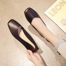 Туфли женские из натуральной кожи балетки лоферы без застежки