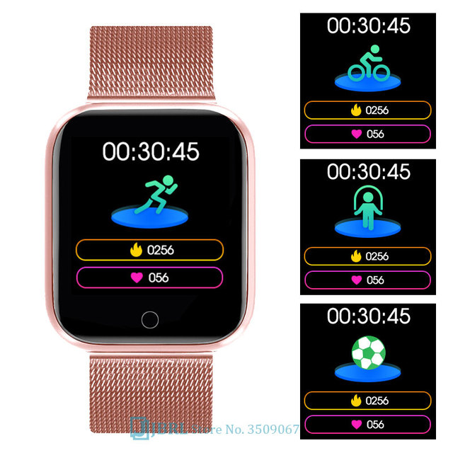 Top Luxury Digital Watch Women Sport Men Watches Electronic LED Male Ladies Wrist Watch For Women Men Clock Female Wristwatch Accessories Jewellery & Watches