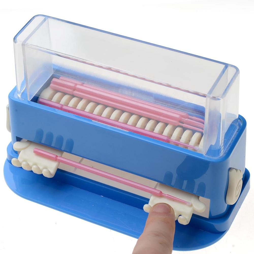 New Dental Micro Applicator Dispenser Dental Cotton Tip Dispenser  Dental Micro BBrush Dispenser Microfiber Brush Dispenser