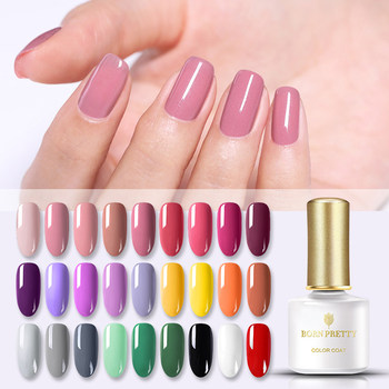 BORN PRETTY 60  Nail Colors Nail Gel Polish 6ml Varnish For  Soak Off Nail UV LED Nail Polish varnish Varnish Gel недорого