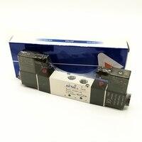 Original AirTAC Solenoid Valve 4V230C 08 3/5 Way 1/4'' Thread Size Pneumatic Solenoid Valve