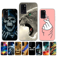 Matte Cases For Oukitel C21 Case Silicone Coque On Oukitel C17 C13 C12 C11 K10000 Pro C8 K12 Shockproof Soft Painted TPU Covers