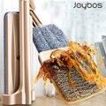 Плоская Швабра JOYBOS JBS13 для мытья без рук, волшебная самоотжимающаяся ленивая тряпка для дома, автоматическая сушка, телескопическая