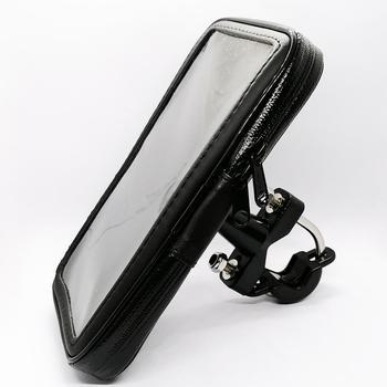 オートバイ電話マウントホルダーハンドルレールマウントバーマウントホルダー耐水性携帯電話