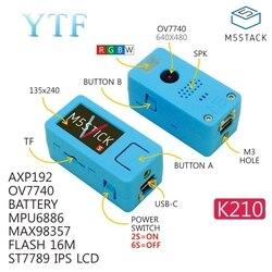 M5Stack Dính V Ai K210 Camera Thông Minh Chip Ban MPU6886