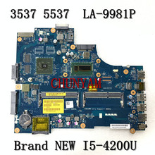 Mainboard Dell Inspiron LA-9981P NEW FOR 5537/3537 Laptop Cn-04tgxy/4tgxy/Mainboard/100%tested