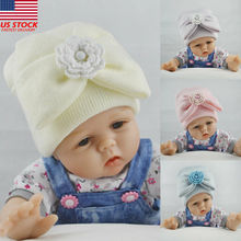 Baby Boy Hat Cotton Kids Toddler Newborn Hats Spring Autumn Winter Warmer Girl Cap Multicolor Elastic Beanies