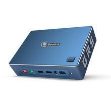 Yeni beelink GT-R AMD Ryzen 5 3550H 16GB/512GB 1TB WIFI 6 GTR MINI PC windows 10 HDD 4K ses etkileşimi akıllı bilgisayar PC